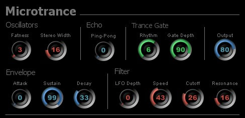 Microtrance