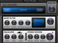 SFZ Player