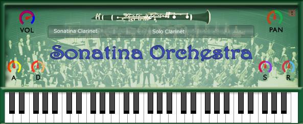 Sonatina Clarinet