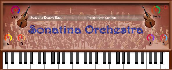 Sonatina Double Bass