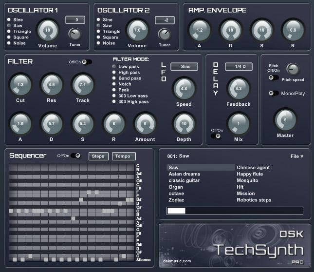 TechSynth PRO