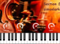 Section Strings by Simon Larkin Free Vst Authentic Organ Piano