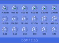 IIEQ Free Vst Equlizer for Windows by DDMF